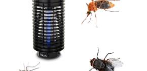 Lampade per la distruzione di insetti volanti