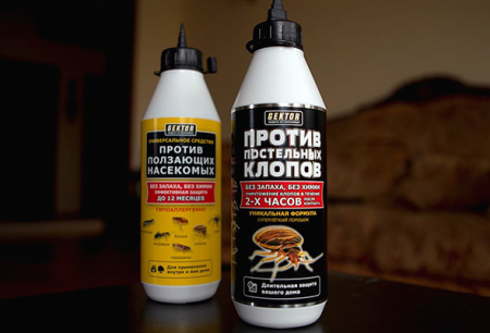 Hector insetticida da cimici e altri insetti