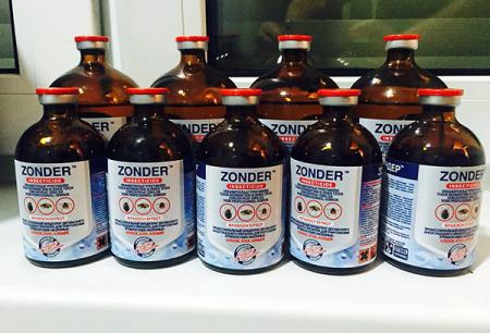 Rimedio per cimici Zonder e recensioni sull'uso di questo farmaco