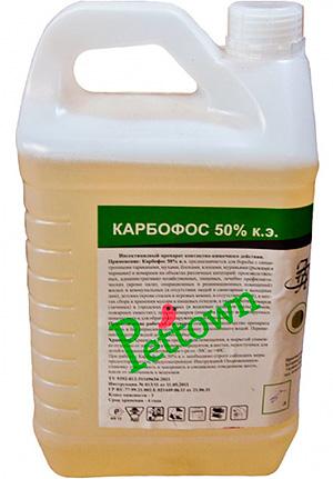 Karbofos, soluzione al 50%