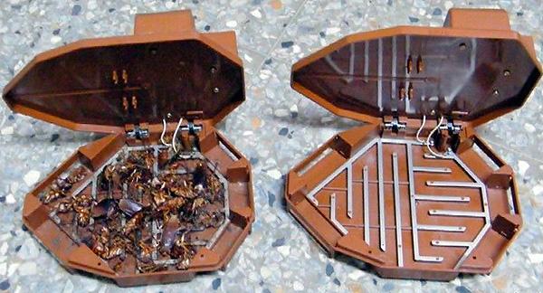 Trappola scarafaggi elettrica