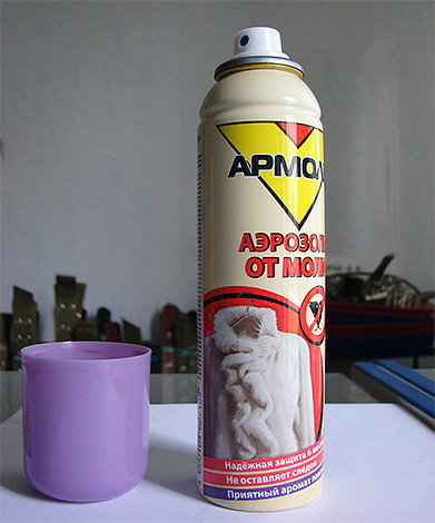 Armol - spray antitarme