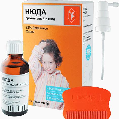 Il rimedio di Nuda non ha, infatti, i pidocchi del veleno, ma blocca le vie respiratorie.