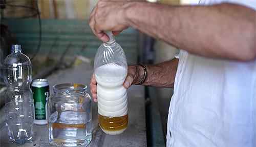 Una delle trappole più attraenti per vespe e calabroni sarà quella che usa la birra come esca.