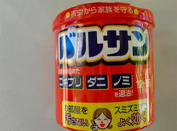Bomba fumogena per insetti giapponese