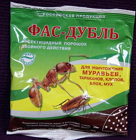 Fas-Double repellente per insetti
